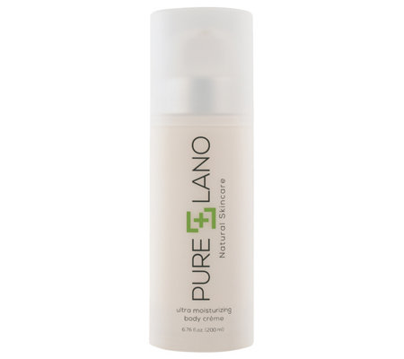Pure Lano Ultra Moisturizing Body Creme