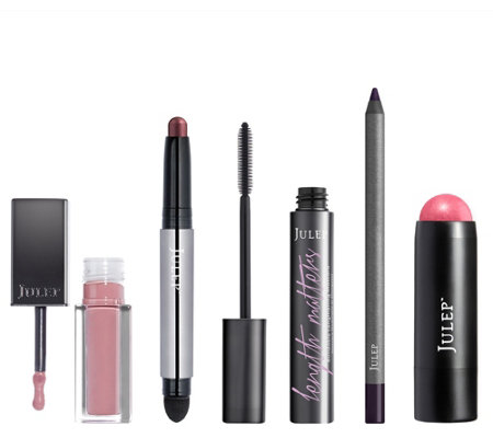 Julep Trend in 10: Glam It Up 5-piece Collection