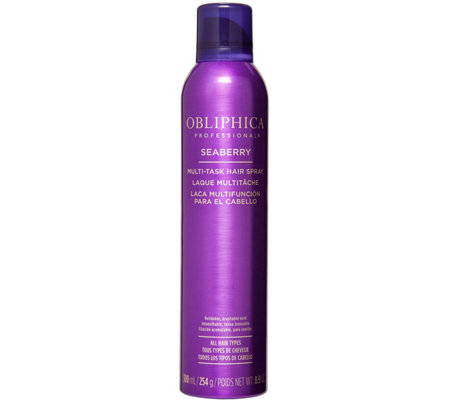 Obliphica Seaberry Multi-Task Hair Spray