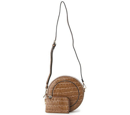 Un Billion Circle Crossbody Handbag Ayumi