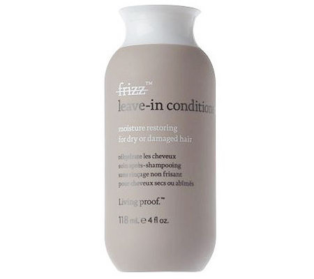 Living Proof NoFrizz Leave-in Conditioner, 4 floz