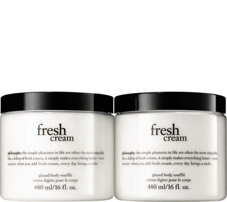 philosophy super-size body souffle duo