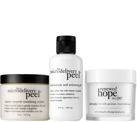 philosophy super-size vitamin-c peel & renewed hope Auto-Delivery
