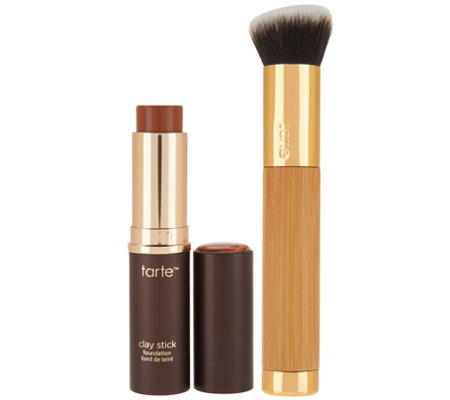 tarte Amazonian Clay Foundation Stick w/ Brush