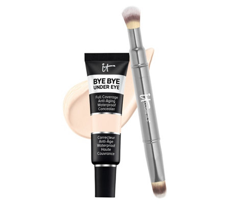 IT Cosmetics Bye Bye Under Eye Concealer with Brush