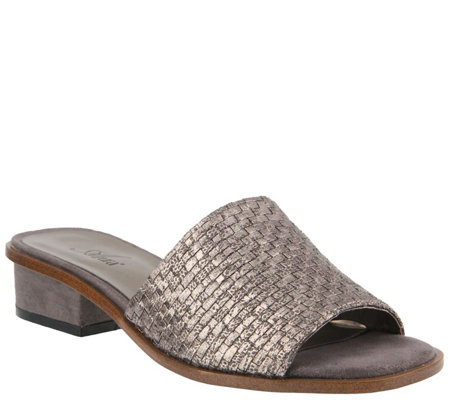 Azura by Spring Step Slide Sandals - Elia