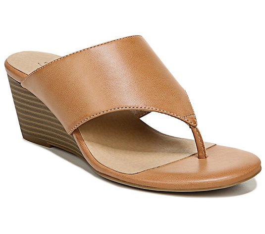 Soul Naturalizer Slip-On Wedge Sandals - Nifty