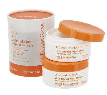 Dr. Gross 30 Count Anti-Aging Treatment Pads in Jars
