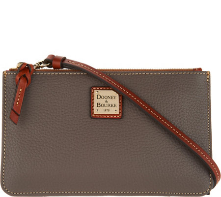 Dooney & Bourke Pebble Leather Crossbody- Ella