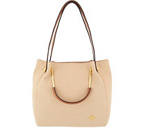 orYANY Lamb Leather Convertible Satchel- Katherine - A304484