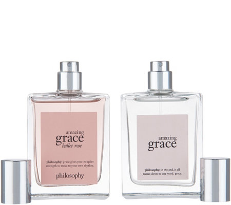 philosophy blooming with grace & roses eau de toilette duo