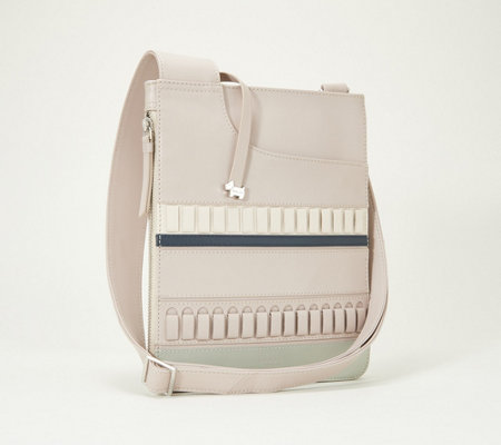 RADLEY London Pockets Craft Stripe Crossbody Bag