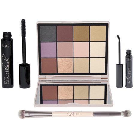 Doll 10 Beauty Eye Essentials 4-Piece Kit