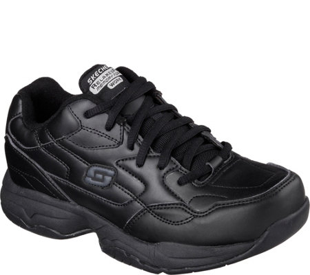 skechers mid top lace up