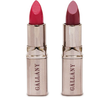 Gallany 2-Piece Lipstick Kit