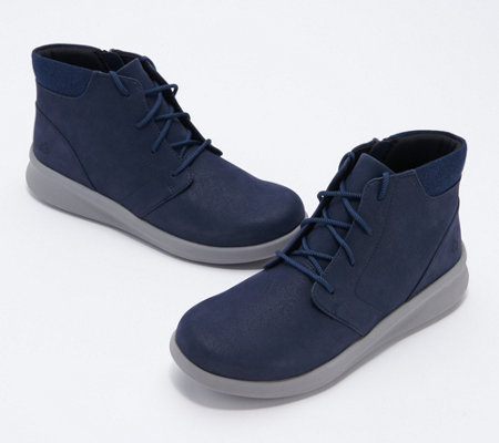 CLOUDSTEPPERS by Clarks Lace Up Ankle Boots Sillian 2.0 Way -