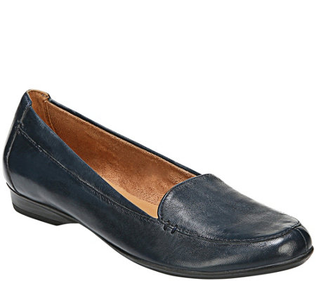 Naturalizer Lowheel Slip-On Loafers - Saban