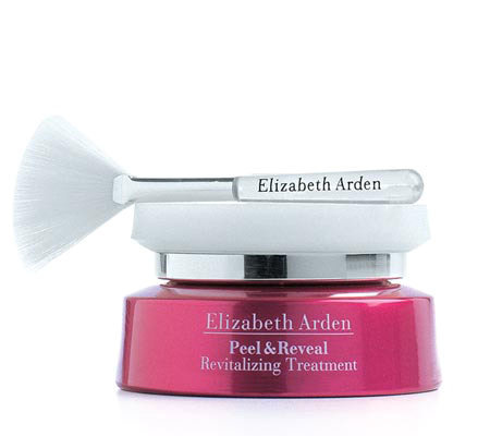 elizabeth arden peel and reveal
