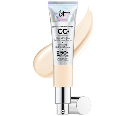 IT Cosmetics Anti-Aging Full Coverage Physical SPF50 CC Cream