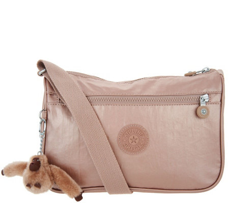 Kipling Adjustable Crossbody Handbag - Callie
