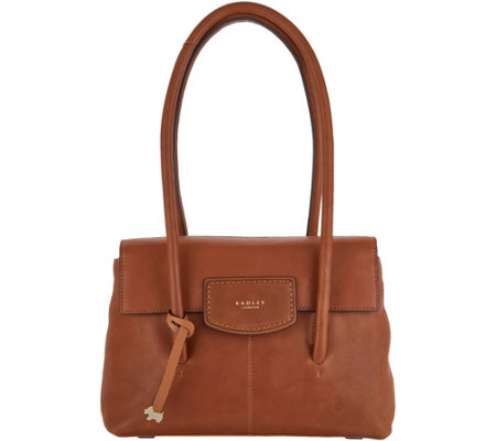 Radley London Burnham Beeches Medium Flapover Shoulder Handbag