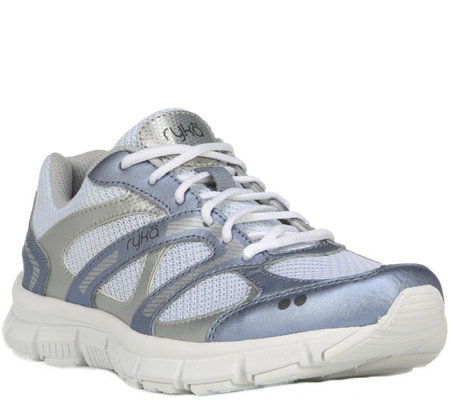 Ryka Lace-up Training Sneakers - Harmony