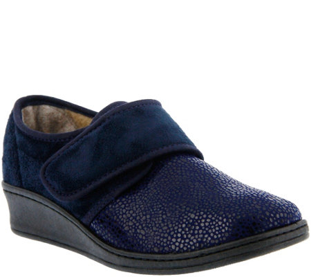 Flexus by Spring Step Slipper Shoe - Janice