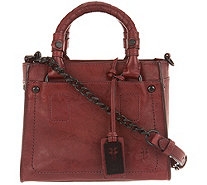 Frye Leather Demi Mini Satchel - A342285