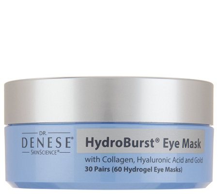 Dr.Denese 30 pair HydroBurst Eye Gel Masks Auto-Delivery