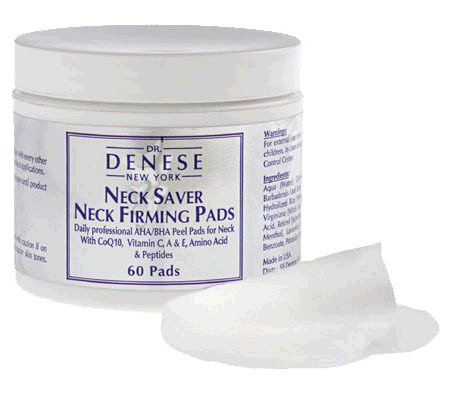 Dr. Denese Neck Saver Neck Firming Pads 60 count