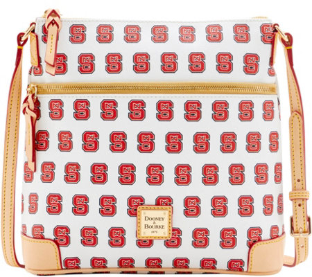Dooney & Bourke NCAA NC State University Crossbody