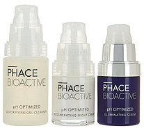 PHACE BIOACTIVE pH Optimized 3-piece Bright Face Kit - A292186