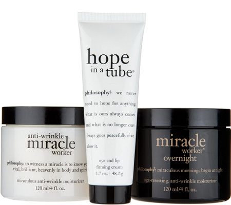 philosophy supersize miracle worker & hope Auto-Delivery
