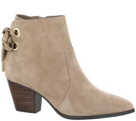 Bella Vita Leather Booties - Elka