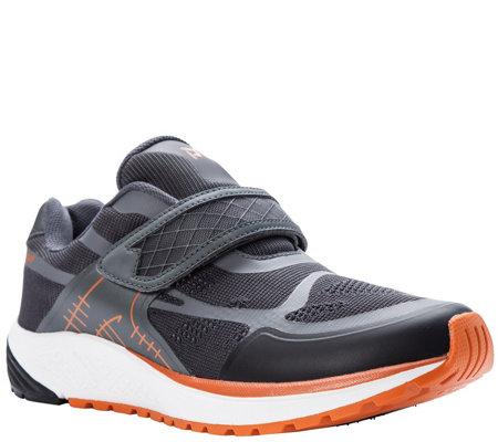 39dc454a0e6b38 Propet Men s Lightweight Adjustable-Strap Sneakers - One Strap — QVC.com