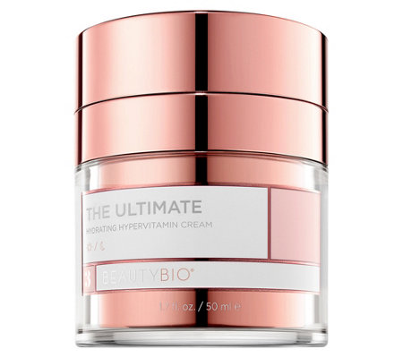 Beautybio The Ultimate Hydrating Vitamin C Facial Moisturizer