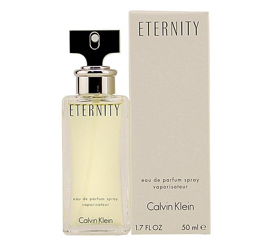 Calvin Klein Eternity Ladies Eau De Parfum 1.7-fl oz