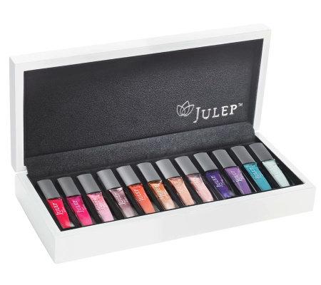 Julep Favorite Things 12 Piece Nail Color Keepsake Box