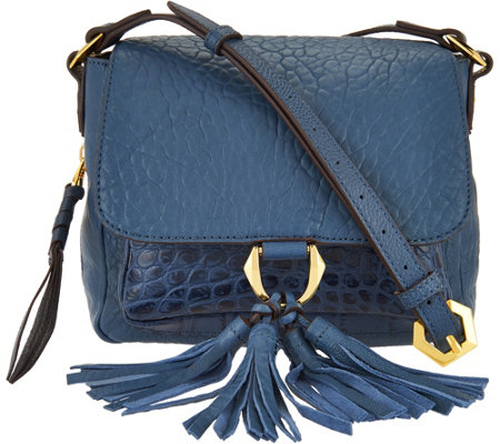 orYANY Lamb Leather Crossbody Bag- Daisy
