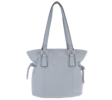 Tignanello Smooth Leather Shoulder Handbag- Phoenix