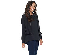 Skechers Stretch Woven Traveler Jacket - A309487