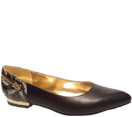 Bellini Slip-on Flats - Nova