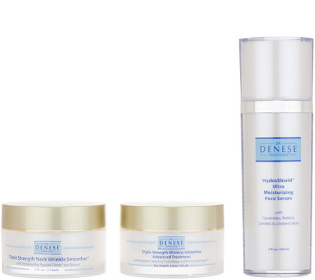 Dr. Denese Anti-Wrinkle Trio For Face and Neck Auto-Delivery