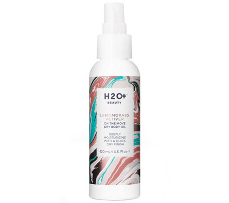 H2O+ Beauty On the Move Dry Body Oil, 4 fl oz