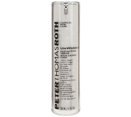 Peter Thomas Roth Un-Wrinkle Fast Acting Serum, 1 oz.