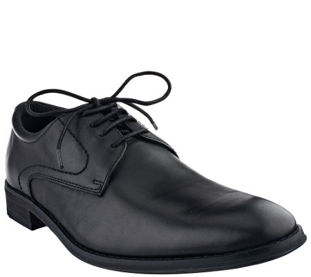 """As Is"" Vionic Men's Lace-Up Shoes - Joseph"