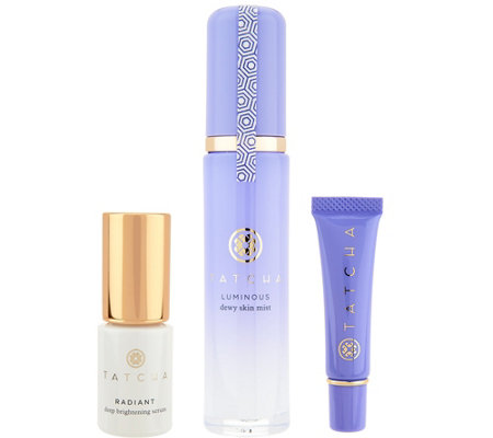 TATCHA Radiant and Glowing 3-piece Set