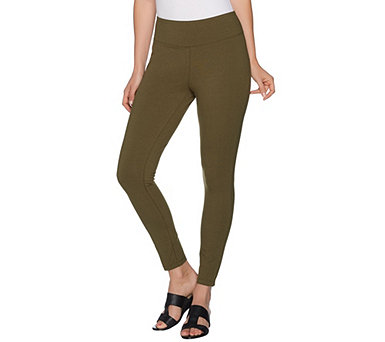 Wicked by Women With Control Pull On Leggings - A300688