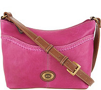 Tignanello Vintage Leather Convertible Crossbody- Crosby - A304488