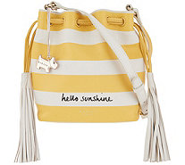 "RADLEY London ""Hello Sunshine"" Drawstring Crossbody - A309288"